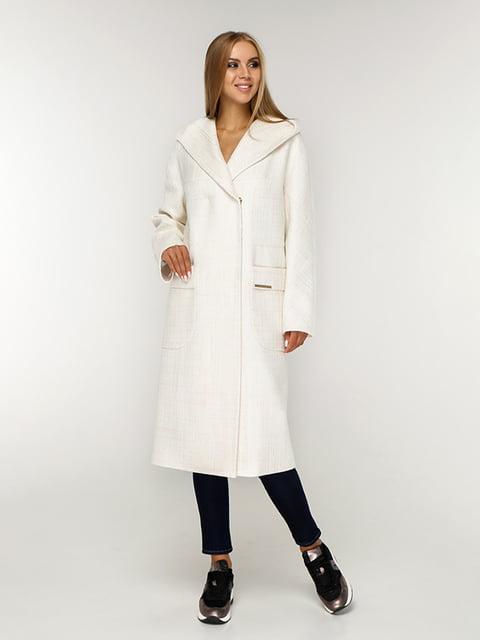 Пальто белое Favoritti 5165644