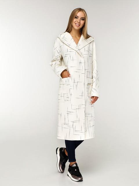 Пальто в принт Favoritti 5165645