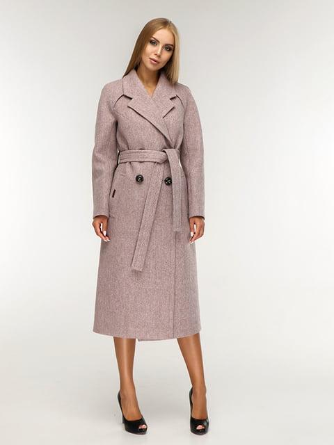 Пальто серое Favoritti 5165669