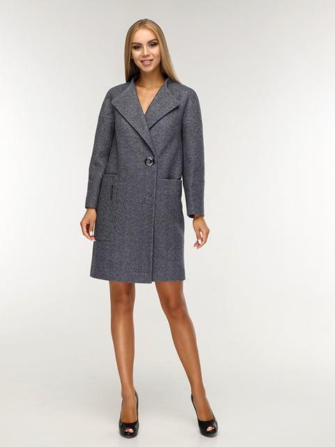 Пальто сіре Favoritti 5165673
