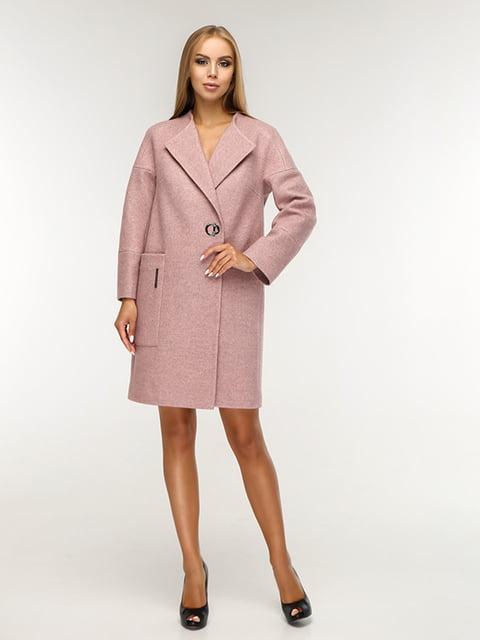 Пальто рожеве Favoritti 5165676