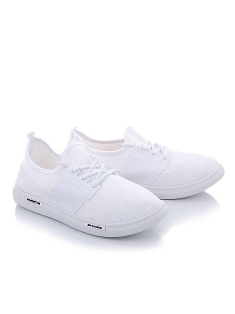 Кроссовки белые Navigator 5165925
