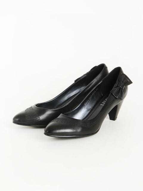 Туфли черные It-girl 5165945