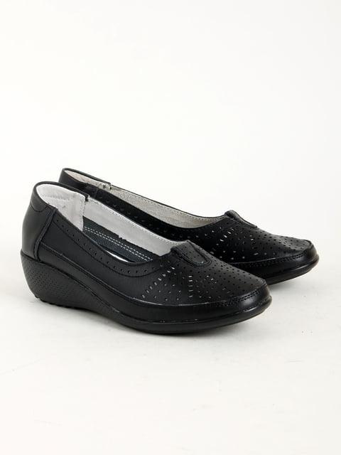 Туфли черные Allshoes 5166230