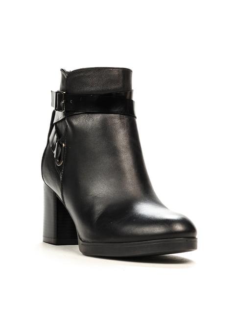 Ботинки черные Fabiani 5166292