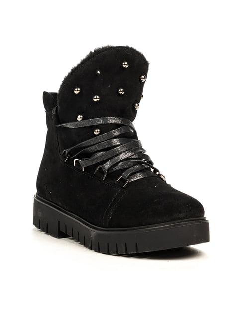 Ботинки черные Fabiani 5166294