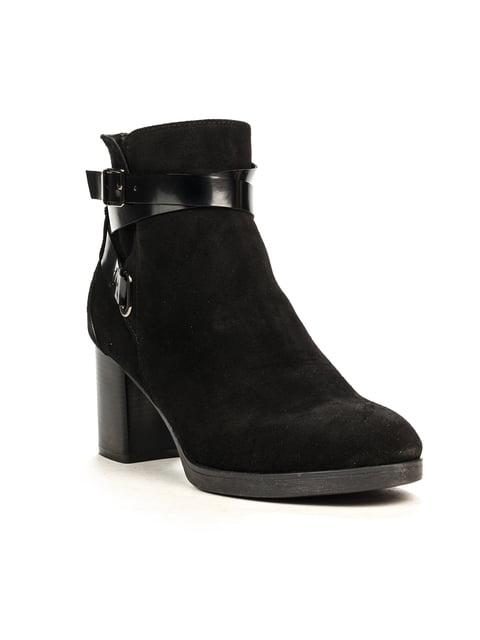 Ботинки черные Fabiani 5166296