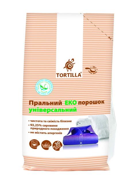 Стиральный эко-порошок (1,5 кг) TORTILLA 5165825