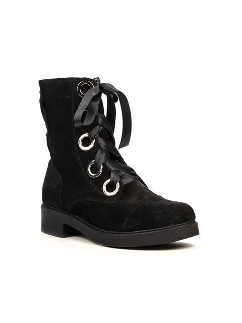 Ботинки черные Fabiani 5166295