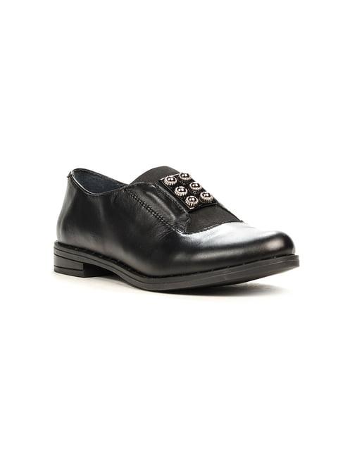 Туфли черные Fabiani 5166289
