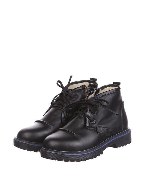 Ботинки черные Broni 5167909