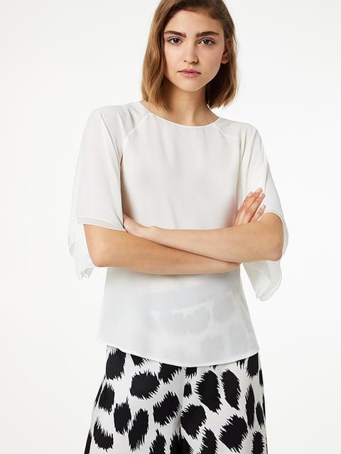 Блуза белая Liu Jo 5152553