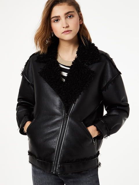 Куртка черная Liu Jo 5152647