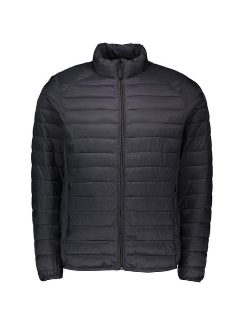 Куртка черная Piazza Italia 5154575
