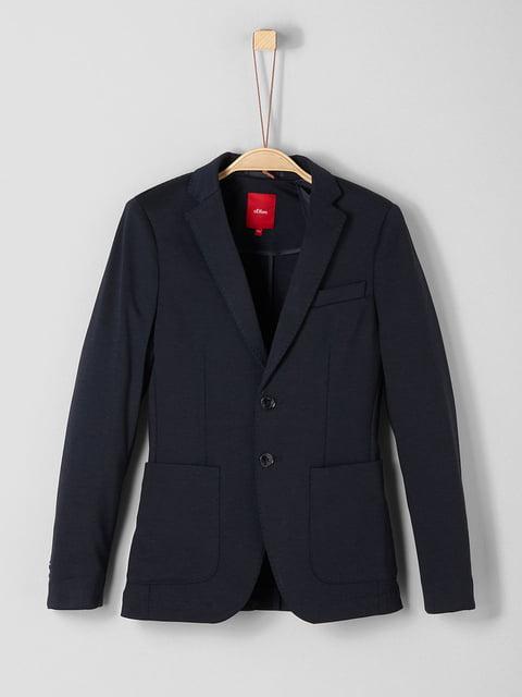 Піджак темно-синій S.Oliver 5168090