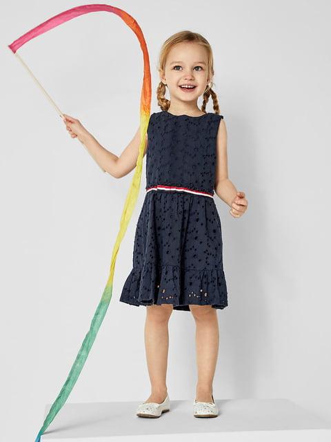 Сукня темно-синя S.Oliver 5168135