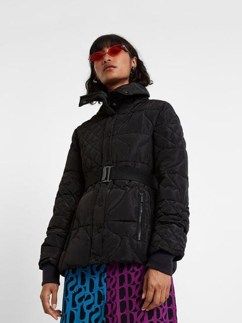 Куртка чорна Desigual 5162957