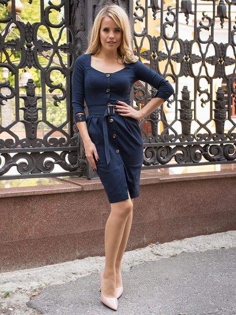 Сукня темно-синя Modus 5168596