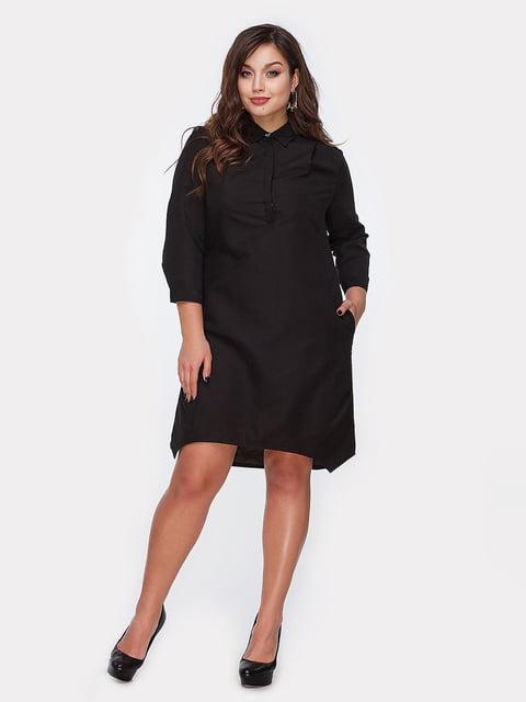 Платье черное Peony 4951037