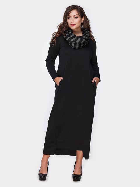 Платье черное Peony 5087799