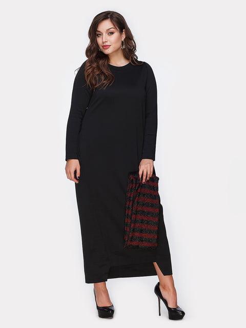 Платье черное Peony 5087800
