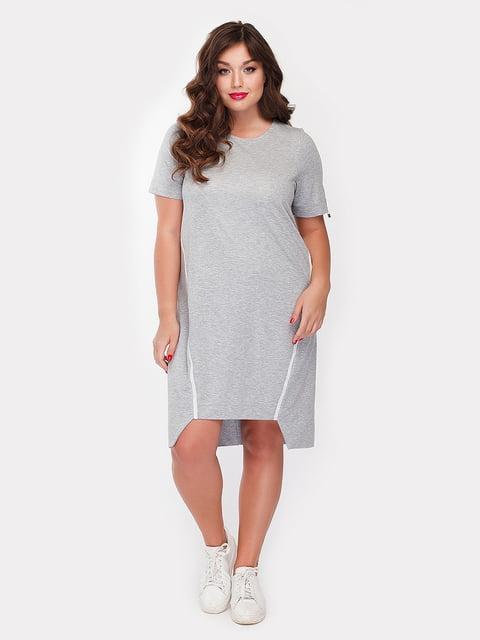 Платье серое Peony 5105106