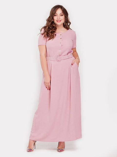 Платье фрезового цвета Peony 5115491