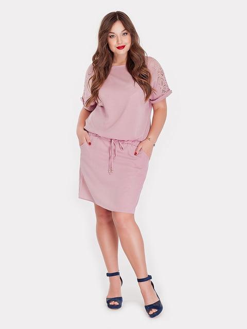 Платье фрезового цвета Peony 5115501