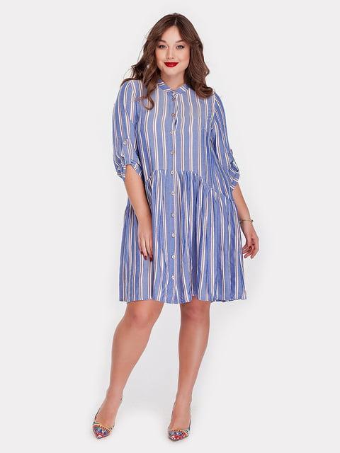 Платье голубое Peony 5115508