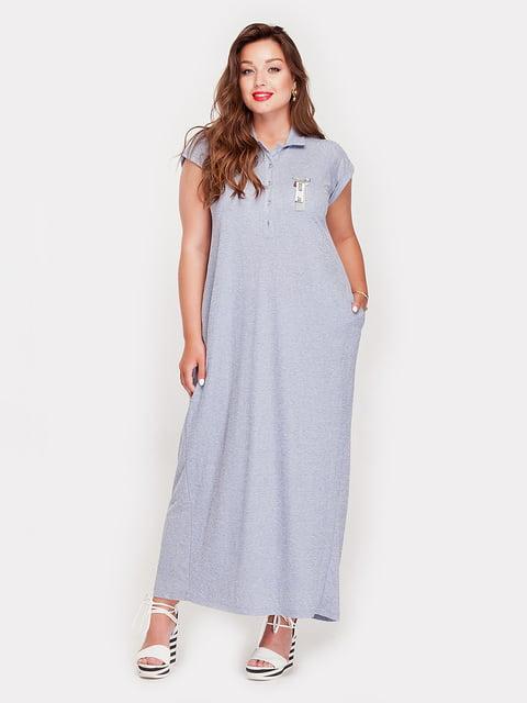 Платье серое Peony 5168668