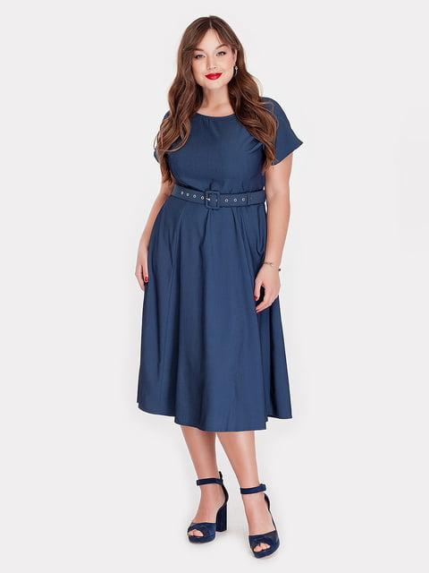 Платье синее Peony 5168687