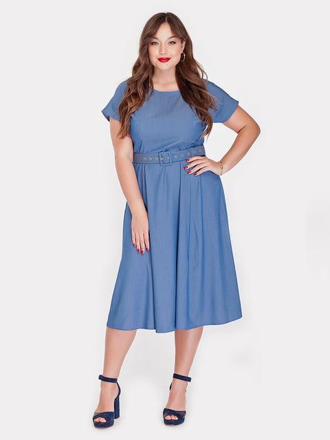 Платье голубое Peony 5168688