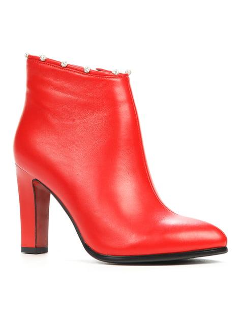 Ботильйони червоні Blizzarini 4609509