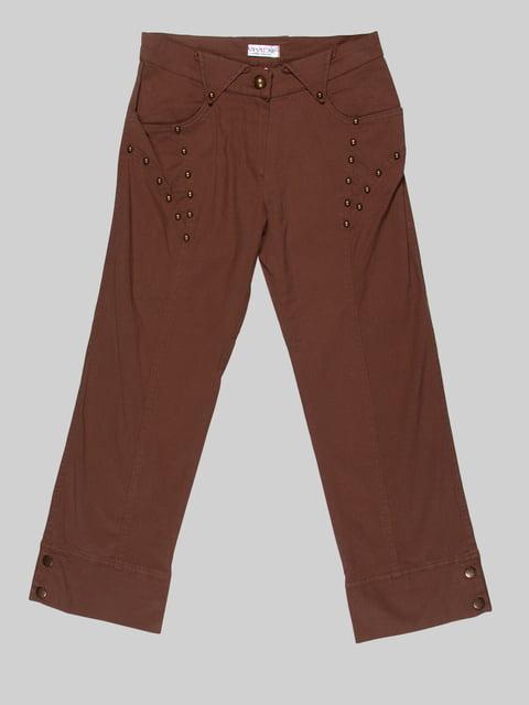 Капри коричневые Vivien 2913448