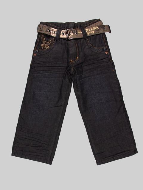 Джинси чорні CTK 3782980