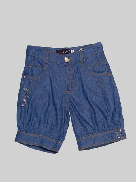 Шорти сині YUKE 3420589