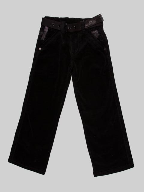 Брюки черные CTK 3695139