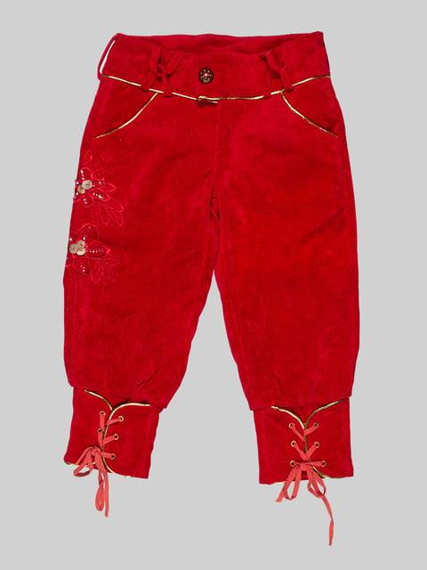 Капри красные ColaBear 2056811