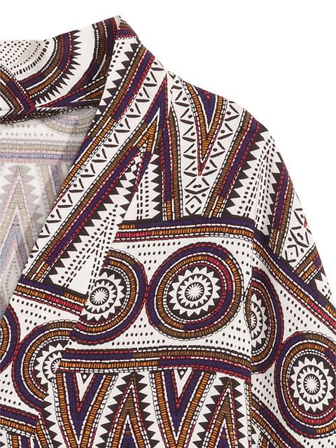 Кардиган комбинированной расцветки H&M 5168786