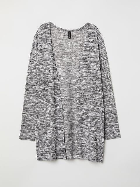 Кардиган серый H&M 5168795