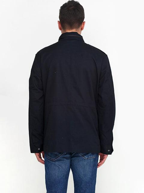 Куртка темно-синя H&M 5168992