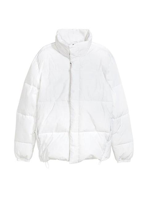 Куртка біла H&M 5169208