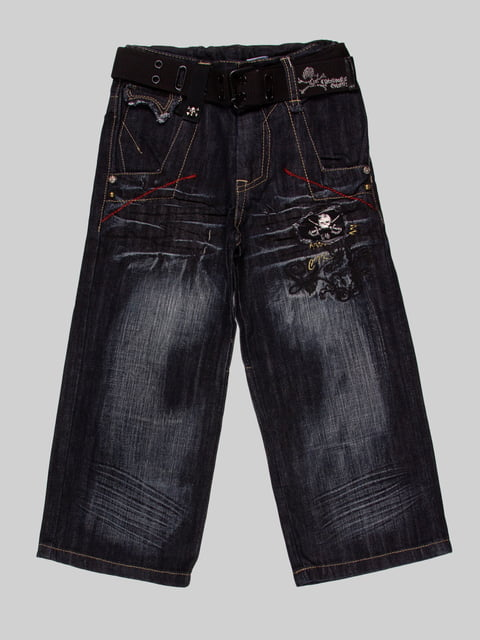 Джинси чорні CTK 4707692