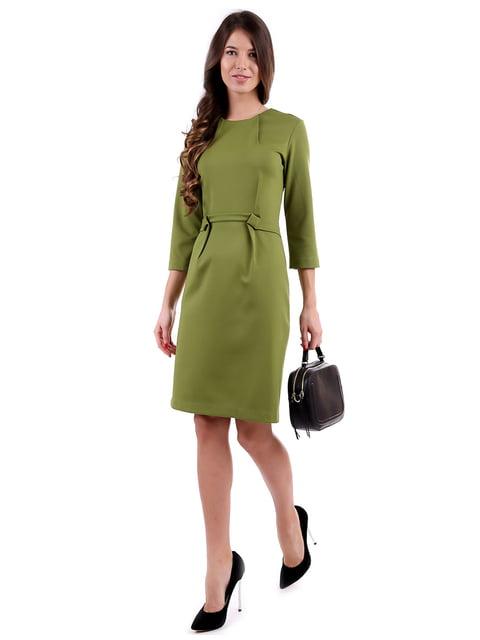 Сукня зелена Andrea Crocetta 5169794