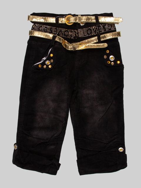 Капри черные Tigabear 4735516