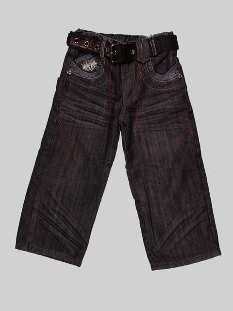 Джинси чорні CTK 3683274
