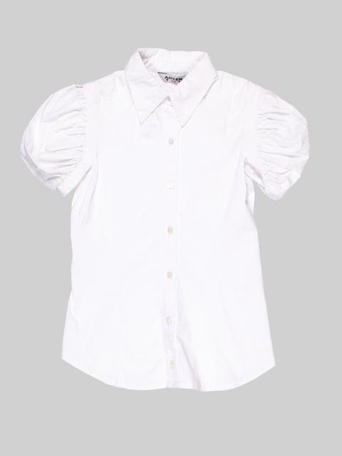 Блуза белая AHSEN 2546930