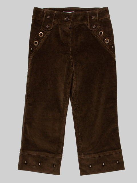 Капри коричневые Vivien 2913909