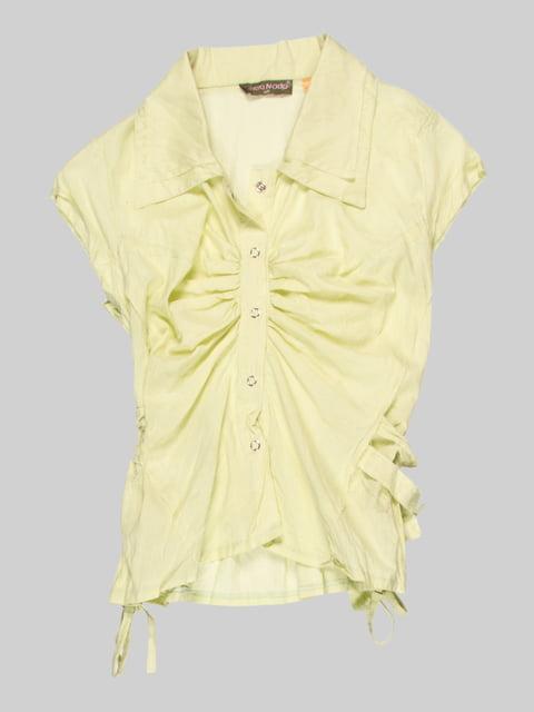 Блуза білого кольору CHELA 3168544