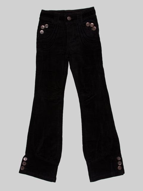 Брюки черные Rosa Rose 5074262